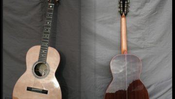 guitare a la une