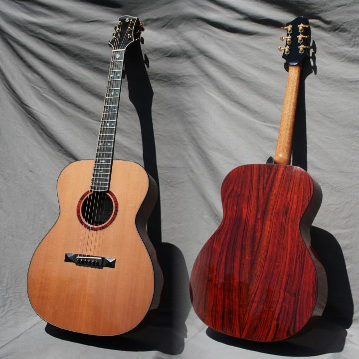 Guitare folk OM