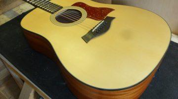 guitar taylor8